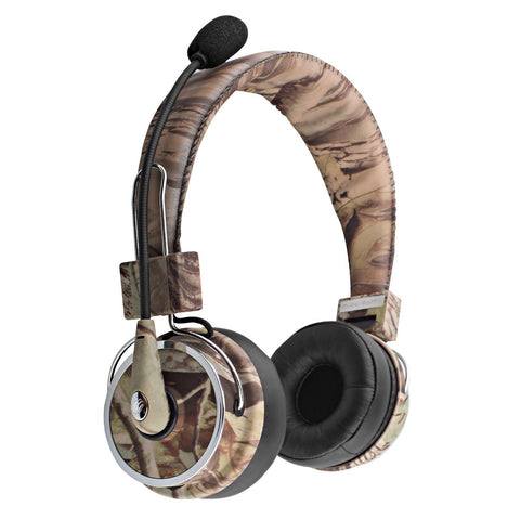 Blue Tiger Tree Camo Dual Elite Pro Bluetooth Wireless Headset 17130392 - Audiovideodirect