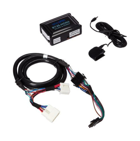 Bluetooth Phone, Music & AUX Input Kit for 2003-2014 Honda & Acura Models BT45-HON3 - Audiovideodirect