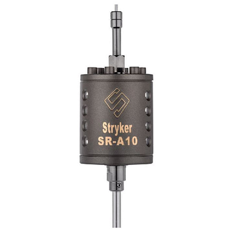 Stryker SRA10 CB Mount Antenna 10 Meter 6 gauge solid copper silver plate wire - Audiovideodirect