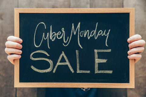 Cyber Monday Sale FREE SHIPPING
