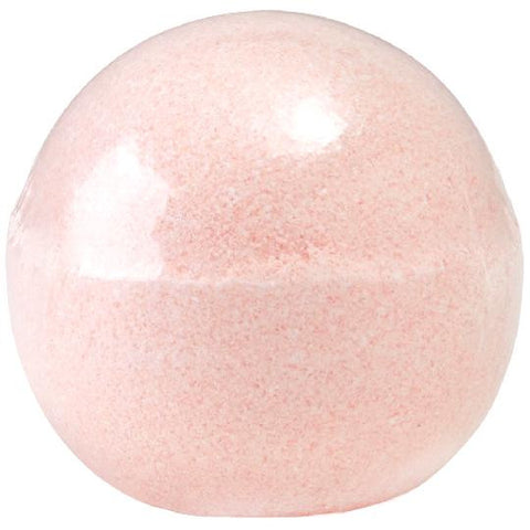 Rose Bath Bomb - Elite Creed Natural Baking Soda, Pink Himalayan Sea Salt, Citric Acid, Grape Seed Oil, Rose Essential Oils