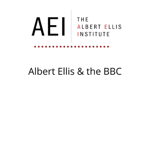Albert Ellis & the BBC