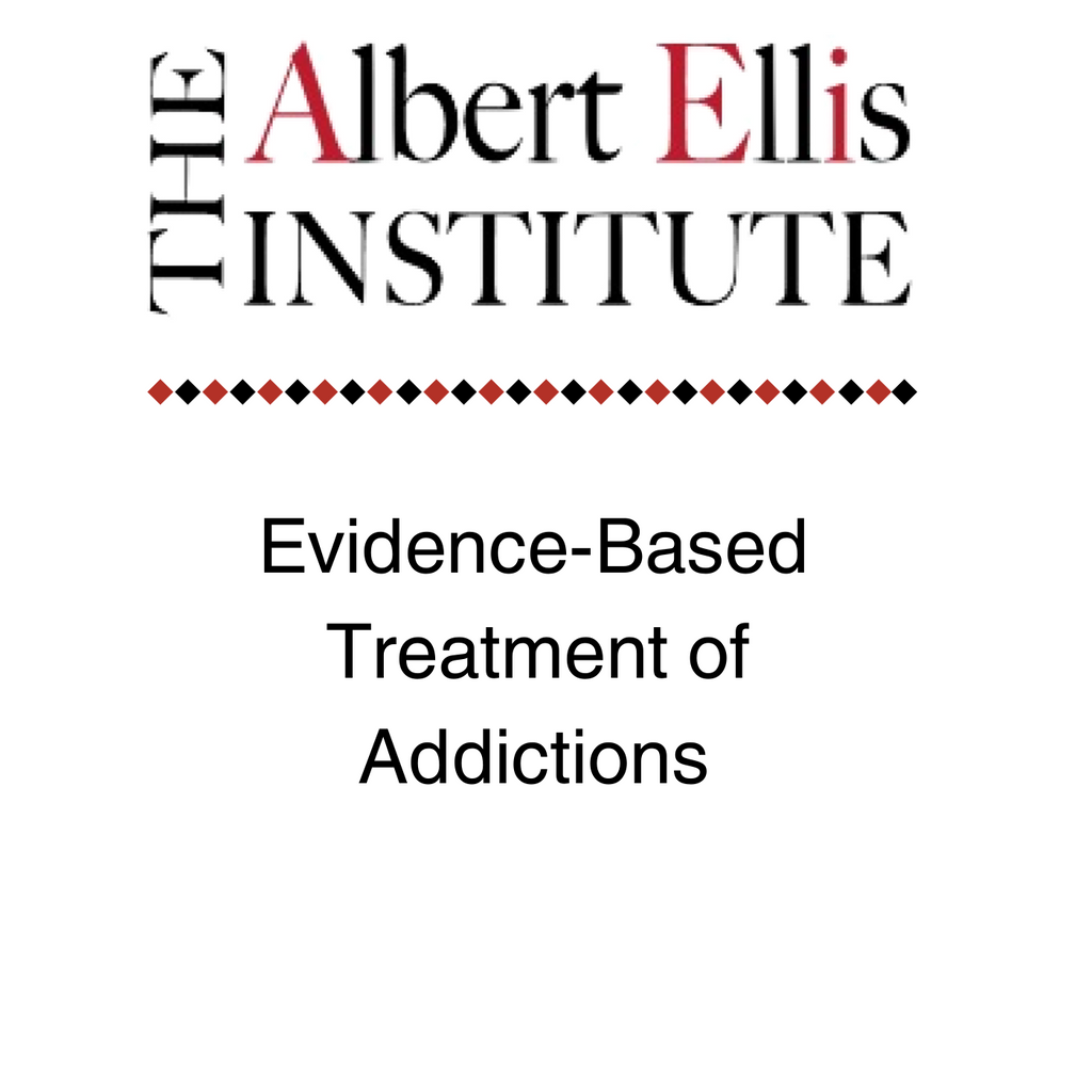 Evidence-Based Treatment of Addictions - November 10, 2017