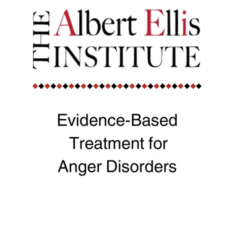 Evidence-Based Treatment for Anger Disorders (12/1)