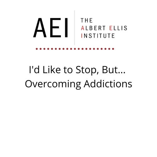 I'd Like to Stop, But... Overcoming Addictions