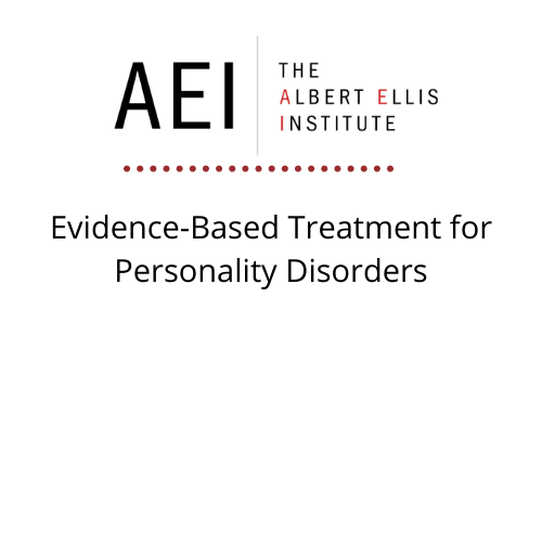 Evidence-Based Treatment for Personality Disorders  (11/12/2021)