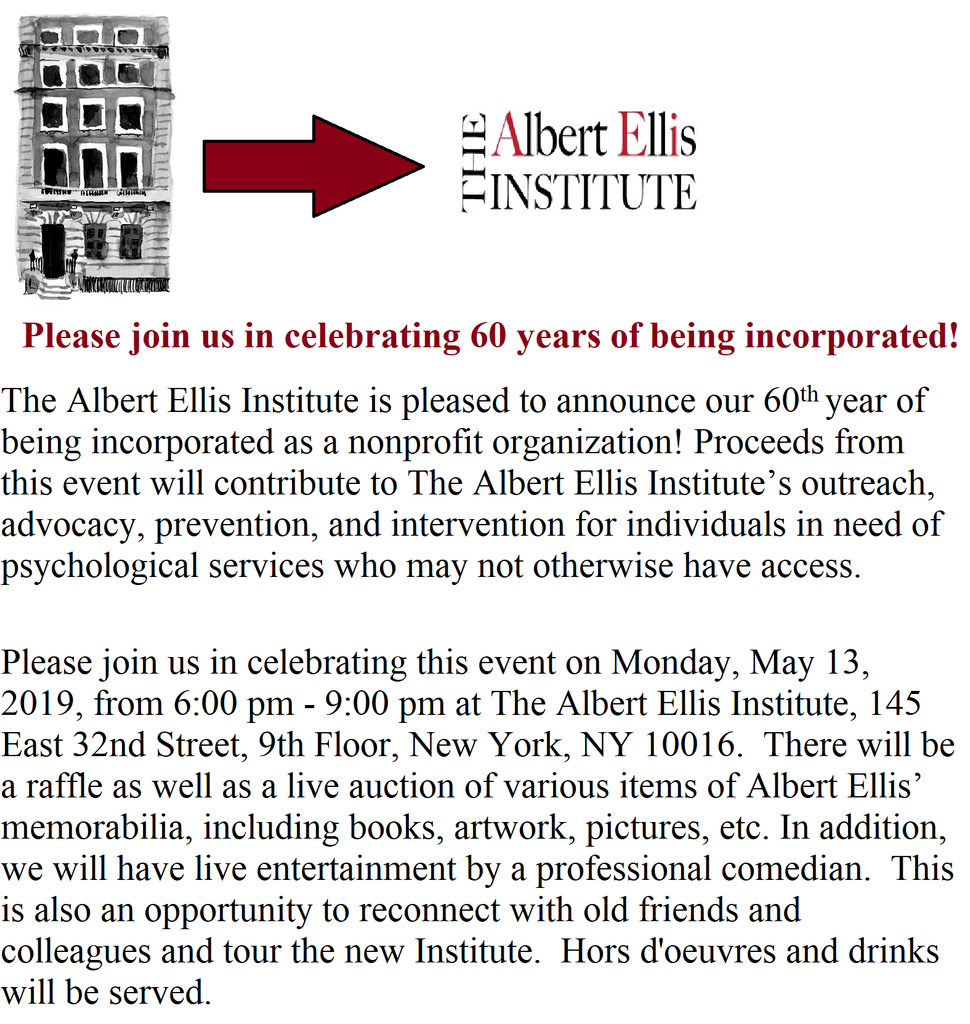 60 Years of AEI - Fundraiser Event!