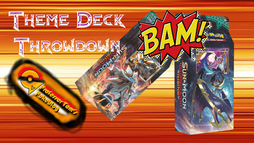 Theme Deck Throwdown