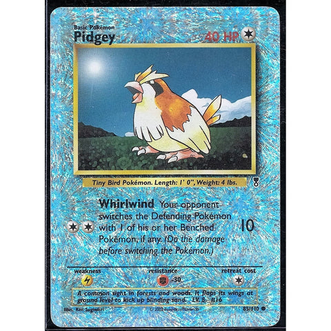Pidgey Holographic - The Frugal Dutchman