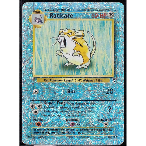 Raticate Holographic - The Frugal Dutchman