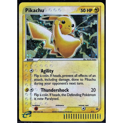 Pikachu Holographic - The Frugal Dutchman