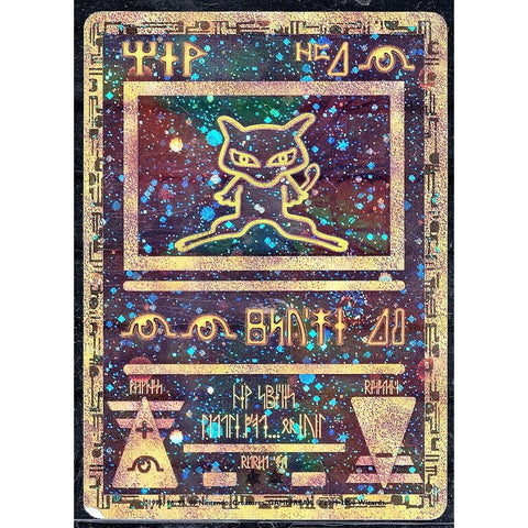 Ancient Mew Holographic - The Frugal Dutchman