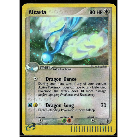 Altaria - The Frugal Dutchman