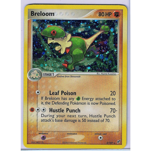 Breloom - The Frugal Dutchman