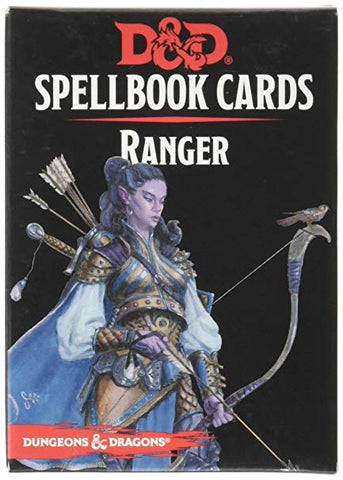 D&D Spelbook Cards: Ranger