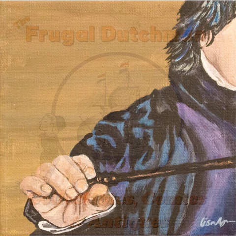 Harry Potter: Lisa Agnew Digital Print - The Frugal Dutchman