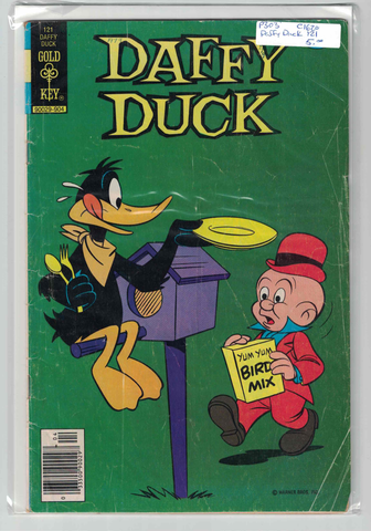 Daffy Duck #121