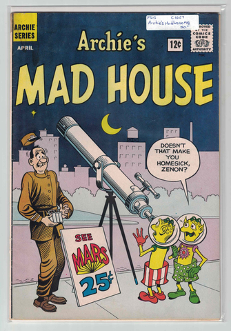 Archie's Madhouse #18