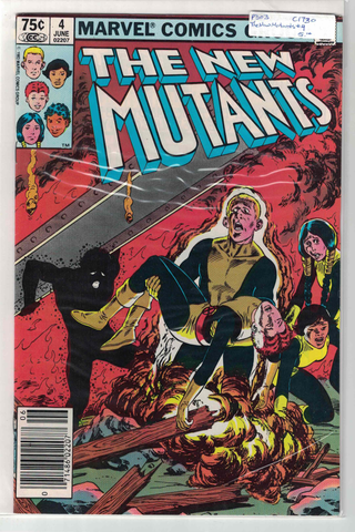 The New Mutants #4