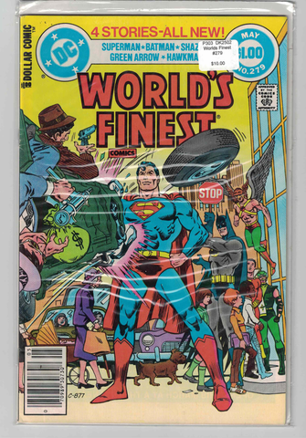 World's Finest #279