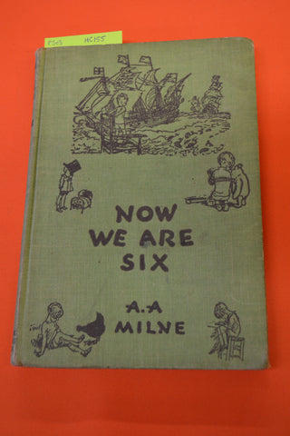 Now We Are Six(A.A. Milne):McClelland & Stewart 1935