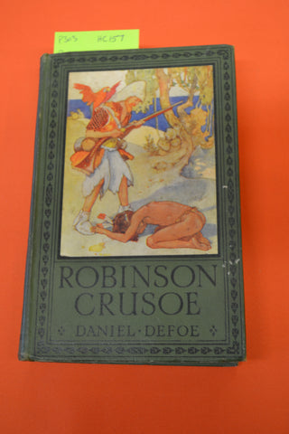 Robinson Crusoe(Daniel Defoe): Ward-Luck & Co