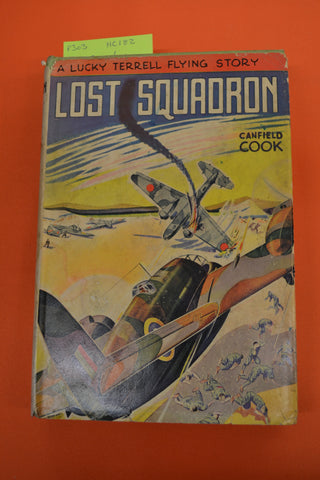 Lost Squadron(Canfield Cook)Grosset & Dunlap 1943
