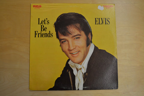 Elvis Presley:Let's Be Friends