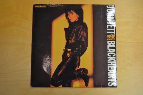 Joan Jett: Up Your Alley