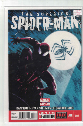 Superior Spiderman #3