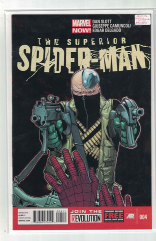 Superior Spiderman #4
