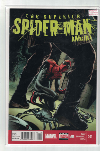 Superior Spiderman Annual #1