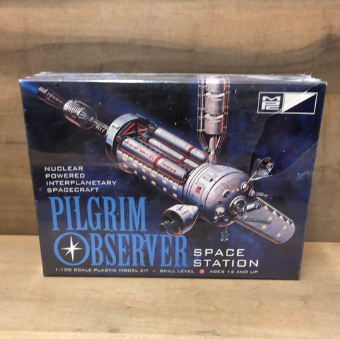 Pilgrim Observer 1/100 Scale(Sealed)