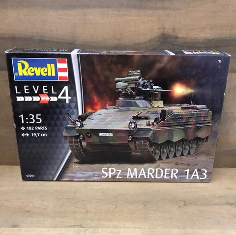 SPz Marder 1A3 1/35 Scale(Sealed)