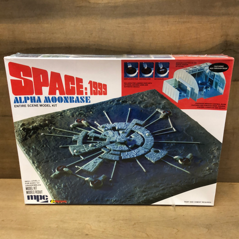 Space 1999: Alpha Moonbase(Sealed)