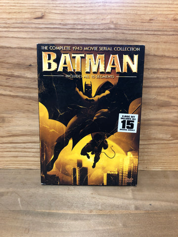 Batman and Robin 1943 Serial Collection