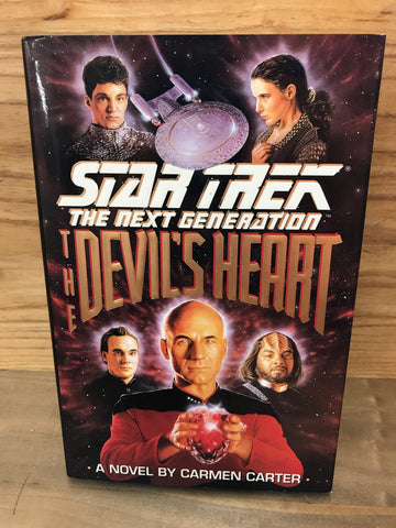 Star War TNG The Devils Heart