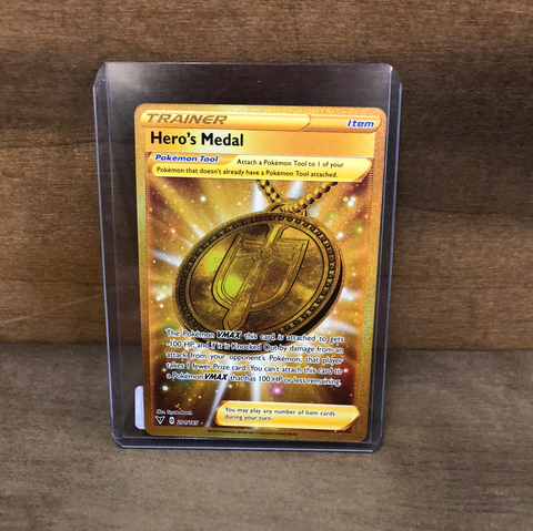 Hero's Medal(Secret Rare)
