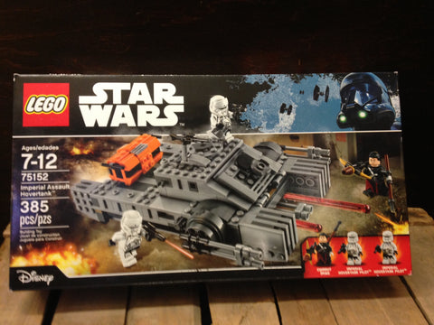 Lego: #75152 Imperial Assault Hovertank