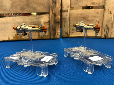 Star Wars Armada: Hammerhead Corvettes Exp Pack(Complete/No Box)