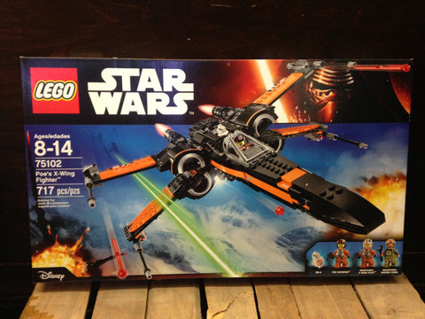 Lego: #75102 Poe's X-Wing Fighter