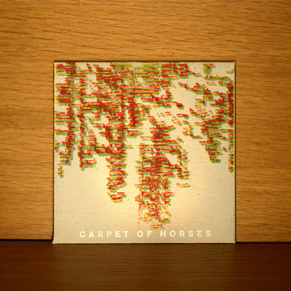 Carpet of Horses - Red Paper Flames (LP)