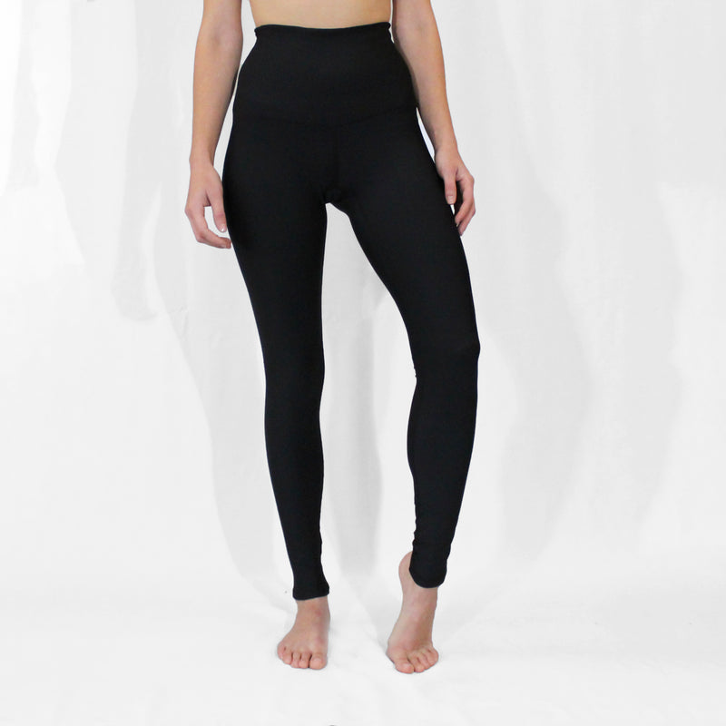 WINTER - Black Baselayer Leggings