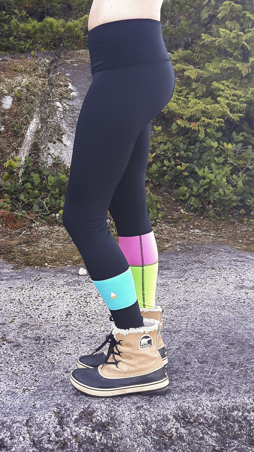 Bright in the Night Thermal Leggings