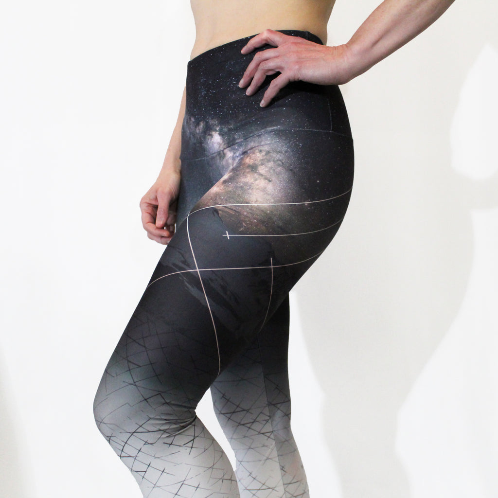 JANUARY - The Geomorph Athletic Tights - LAST CHANCE!