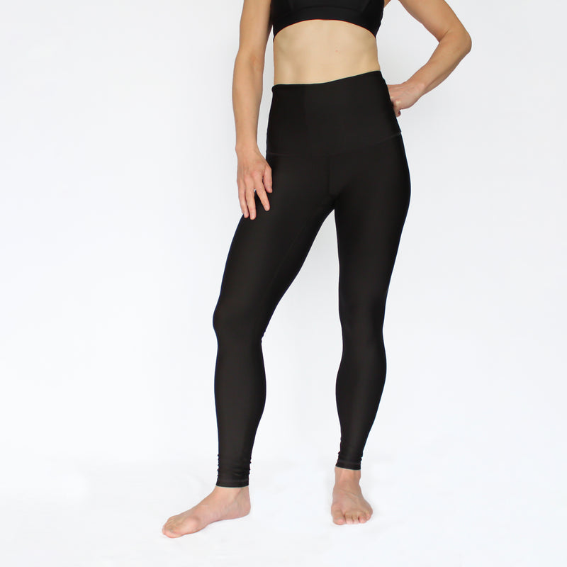 FALL - The Give Back with Black Compression Leggings