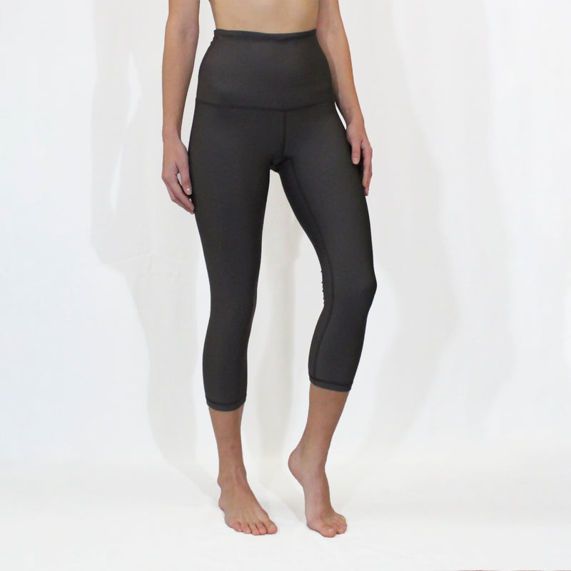 WINTER - Grey Baselayer Capri