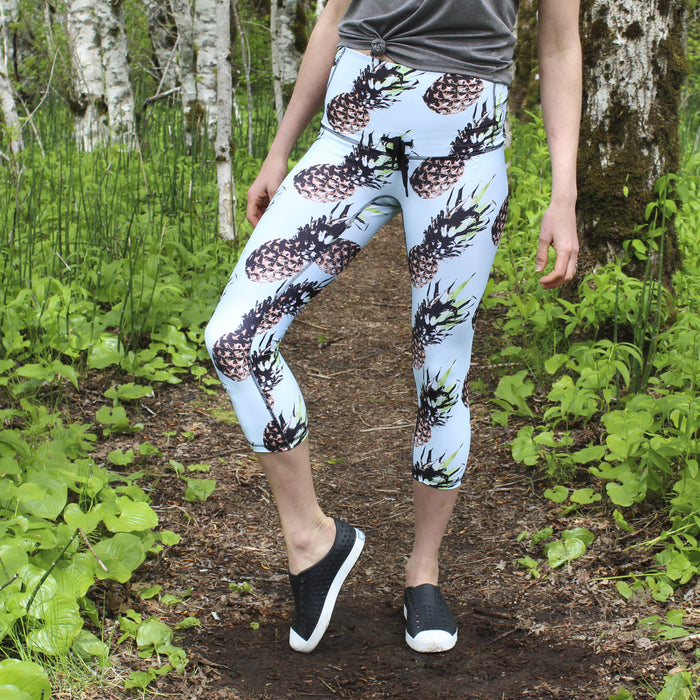 PINEAPPLE EXPRESS CAPRI - XS,S only