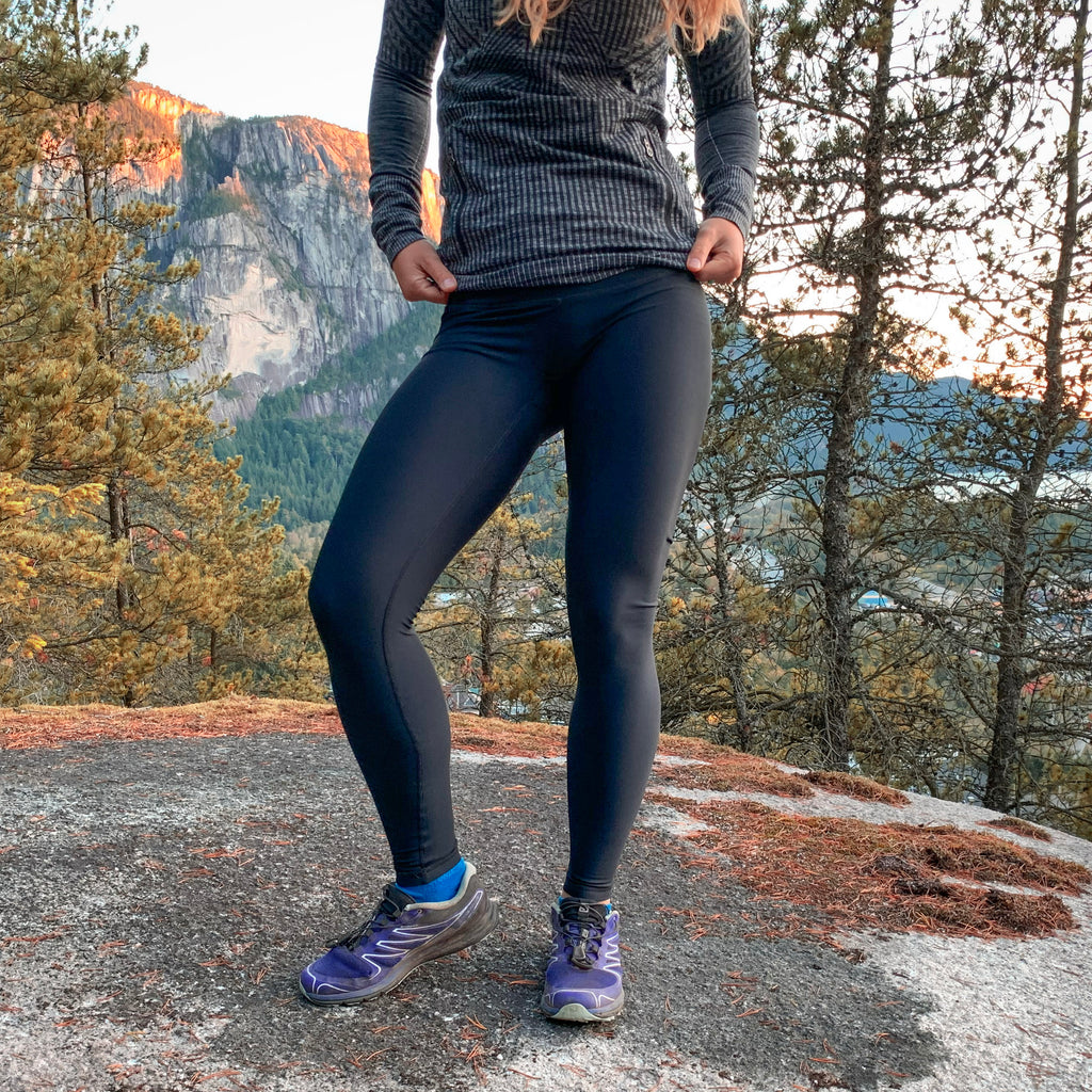 The Pitch Black Baselayer Leggings