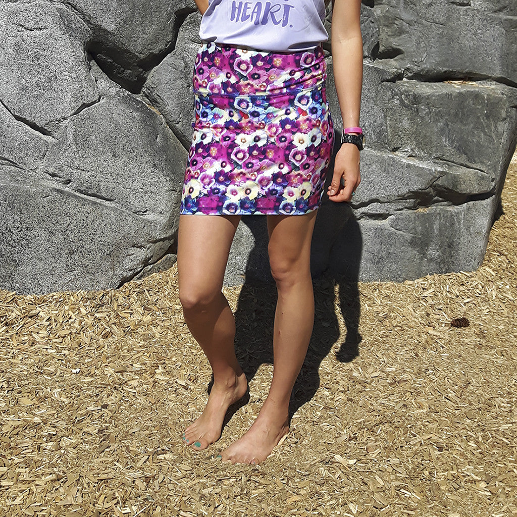 MAYFLOWERS 3-WAY SKIRT
